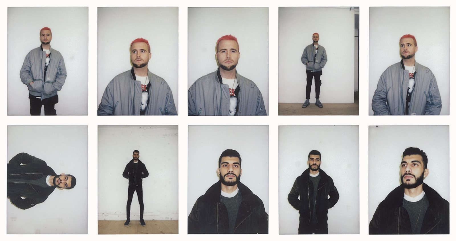 Christopher Wylie and Shahmir Sanni