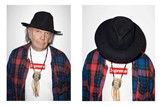 Neil Young for Supreme SS15