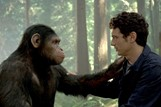 Rise of the Planet of the Apes -- James Franco-