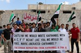 Syrian rebels support Caitlyn Jenner