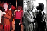 Margiela Documentary masked models