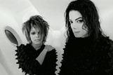 "Michael and Janet Jackson's ""Scream"" music video"