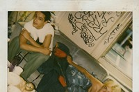 Polaroids from on set of Larry Clark's Kids 1995 Unseen