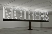 Installation View, Martin Creed 'Mothers', Hauser