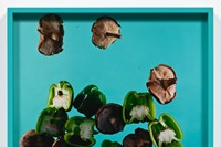 Elad Lassry (Israeli, born 1977) Green Peppers, Sh