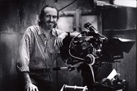 Wes Craven at work