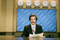 Will Ferrell as Ron Burgundy