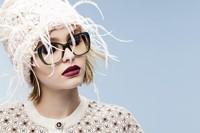 Lily-Rose Depp for Chane's Pearl eyewear collection