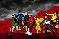 Hunter Original AW14 campaign