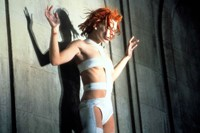 Leeloo cult female character style comic con