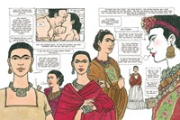 Frida Kahlo The Story of Her Life [pg.70-71] © Van
