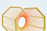 Sliding Ladder: Octogonal Prism #1, by Nike Savvas