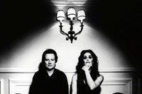 Diamanda Galáás with John Paul Jones, 1994 - Ste