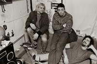 Nirvana wearing Chuck Taylor All Stars