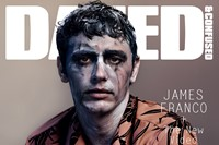 James Franco Dazed December cover
