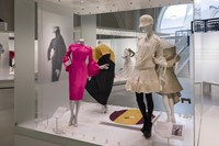 balenciaga shaping fashion cristobal v&a museum exhibition