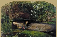 Sir John Everett Millais, Bt, Ophelia 1851-2