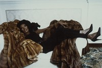 FENDI for GRACE JONES 1986_1
