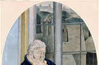 John Petherick, The Ironworks Manager Dozing