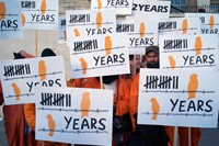 12 years of Guantanamo Bay