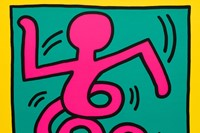 MKG_KeithHaring_Montreux_1983
