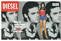 Finally It All Makes Sense: Diesel Adverts 1991-2001