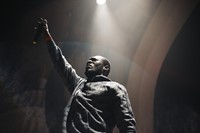Vicky Grout, Stormzy at Brixton Academy