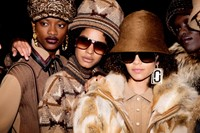 Marc Jacobs AW17 womenswear new york nyfw dazed