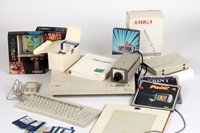 4_Commodore_Amiga_computer_equipment_used_by_Andy_