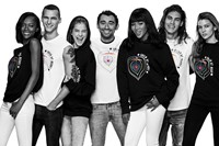 diesel naomi campbell charity child video