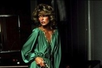 Farrah Fawcett-Majors in Yves Saint Laurent, 1978