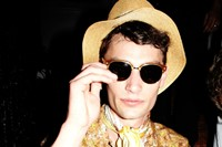 Trussardi Menswear S/S 13. Photography Barbara Ana