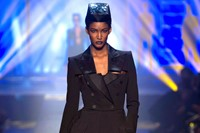 Sessilee Lopez as Grace Jones, Jean Paul Gaultier