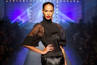 Joan Smalls as Sade, Jean Paul Gaultier Womenswear