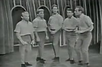 The Beach Boys, 'Don't Worry Baby' video