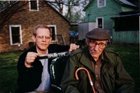 james-grauerholz and william-burroughs.photo-by-jo