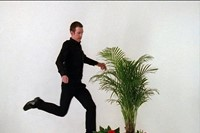 Still from Work No.732: Flower Kicking, 2007 ©Mart