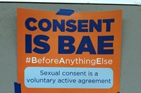 Consent is bae