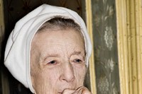 Louise Bourgeois, 2007 Photo: Dimitris Yeros