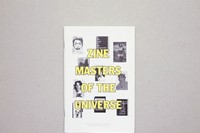 Zine Masters of the Universe Antenne