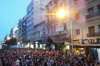 Antifa demo in Thessaloniki @beatricedeDante