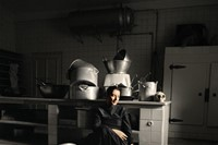 Marina Abramovic 'THE KITCHEN IV'