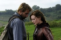 Carey Mulligan and Matthias Schoenaerts