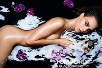 Dazed Digital, Tom Ford, Cara Delevigne, nude ad