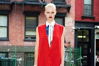 Givenchy by Riccardo Tisci Cruise 2013 Womenswear