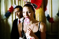 """""""She just loved that candy- as did Obama (probably"""