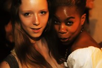 Morwenna Lytton-Cobbold and Tolula Adeyemi