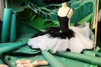 Rei Kawakubo's take on Repetto's tutus on display