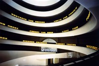 Installation for the Solomon R. Guggenheim Museum,