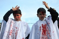 Lebanese Shiites mark the memory of Ashura, by mar